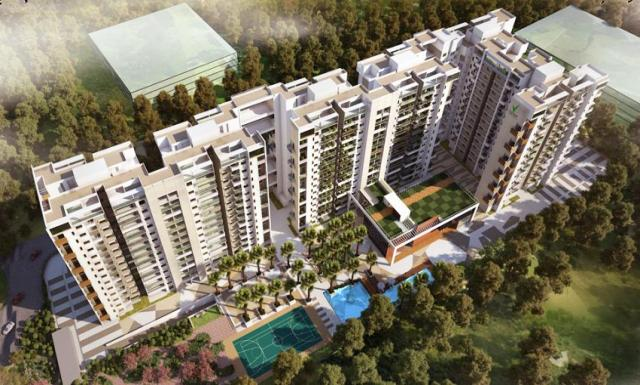 2,3bhk Apartments for Sale in Brookefield Main Road Brookefield Main Road at Vaswani Claremont