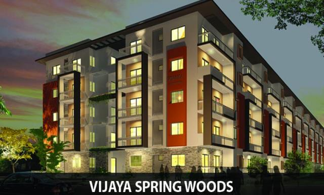 2,3bhk Apartments for Sale in Hosur Road Hosur Road at Vijaya SpringWoods