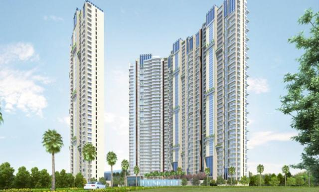 3,4bhk Apartments for Sale in Hebbal Hebbal at Water's Edge